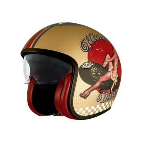 CASCO JET PREMIER VINTAGE PIN UP MILITARY BM