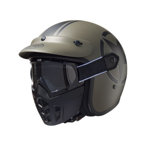 CASCO JET PREMIER MASK STAR MILITARY BM