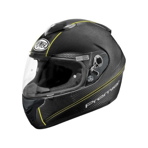 CASCO INTEGRALE PREMIER DRAGON EVO TY CARBON