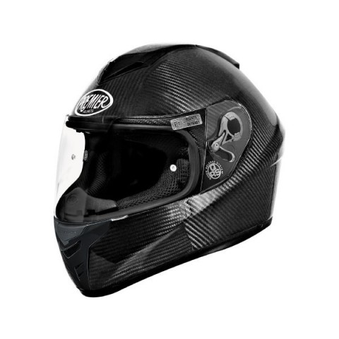 CASCO INTEGRALE PREMIER DRAGON EVO CARBON