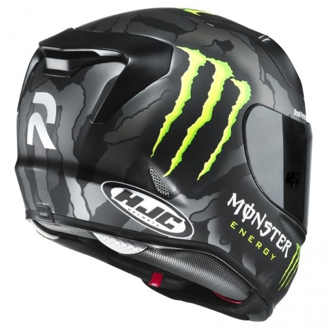 CASCO INTEGRALE HJC RPHA11 MILITARY CAMO