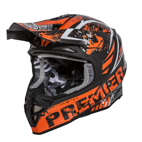 CASCO OFF ROAD PREMIER EXIGE ZX