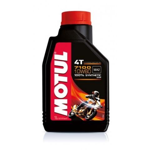 OLIO MOTORE MOTUL 7100 4T 10W60 1L