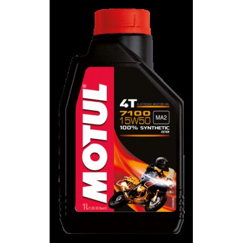 OLIO MOTORE MOTUL 7100 4T 15W50 1L