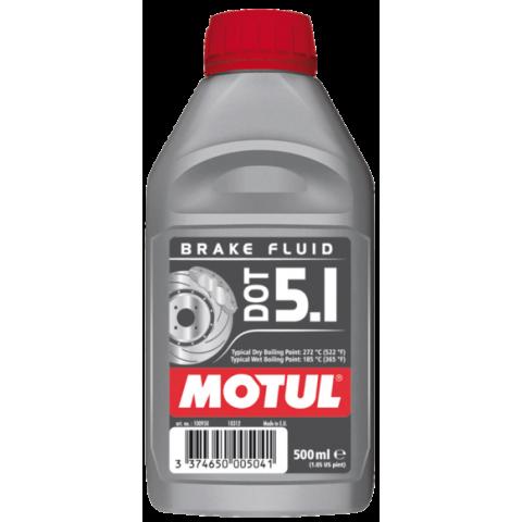LIQUIDO FRENI MOTUL DOT 5.1 500ML